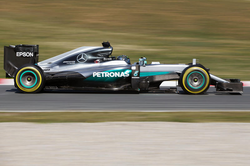 F1 | Test day 5: Rosberg rimane in testa