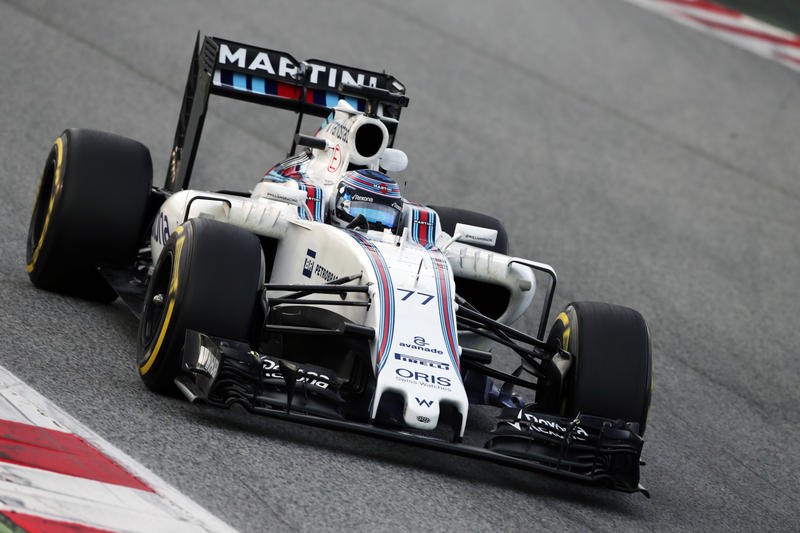 F1 | Test day 6: Bottas davanti a tutti con la Williams
