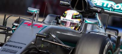 F1   GP Stati Uniti, FP1: Hamilton al top