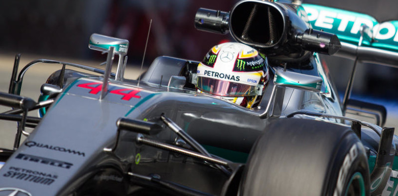 F1 | GP Spagna, Hamilton in pole su Rosberg, Red Bull in seconda fila