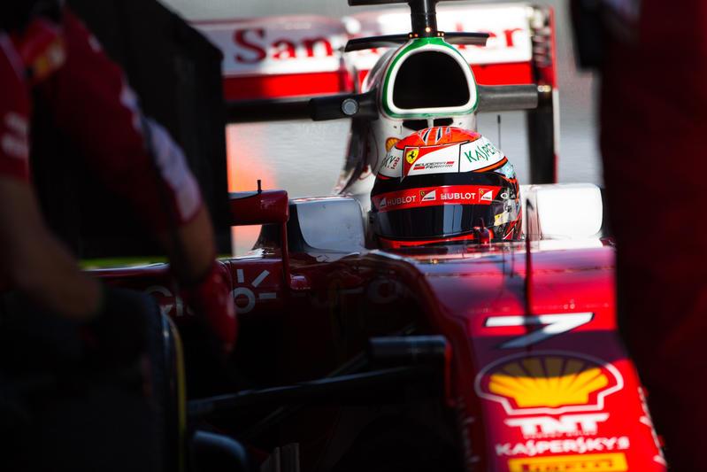 F1 | Test day 7: Kimi si conferma al comando