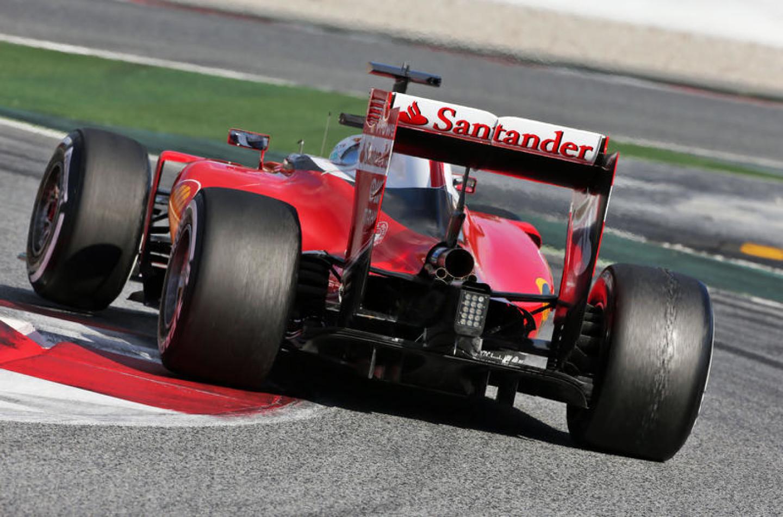 F1   Test Barcellona, day 1: Vettel il migliore a fine giornata