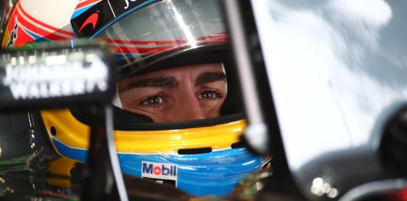 F1 | Alonso: Valentino Rossi è un'ispirazione per me