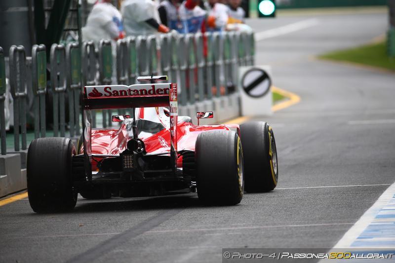 F1 | La Power Unit di Raikkonen ok dopo l'Australia