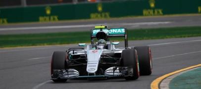 F1 | GP del Belgio, FP1: Rosberg davanti a tutti