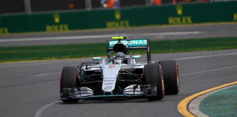 F1 | Nico Rosberg vince il Gran Premio d'Australia davanti a Hamilton a Vettel