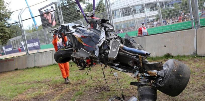 F1 | Il motore di Alonso sopravvissuto all'incidente di Melbourne