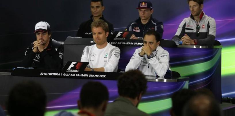 F1 | I piloti difendono la lettera della GPDA