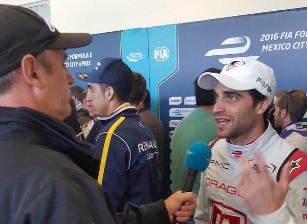 Formula E | Città del Messico: seconda pole per d'Ambrosio