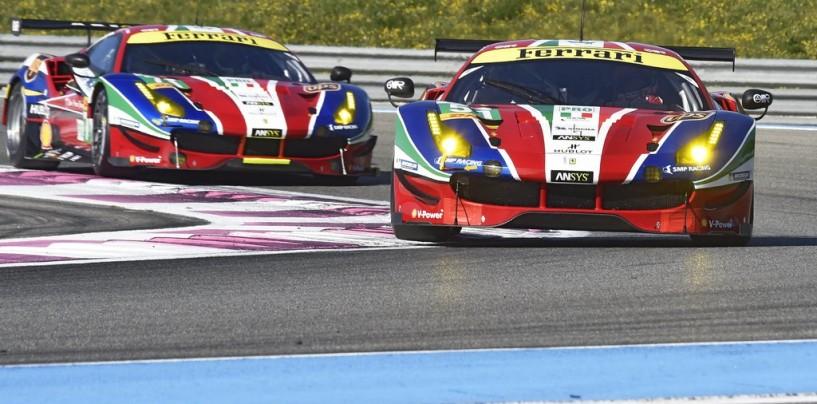 WEC   Porsche si conferma leader, Ferrari conduce tra le GT