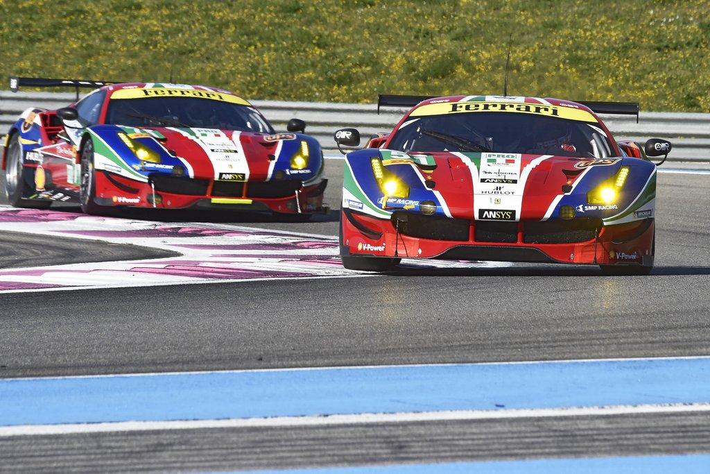 WEC | Porsche si conferma leader, Ferrari conduce tra le GT