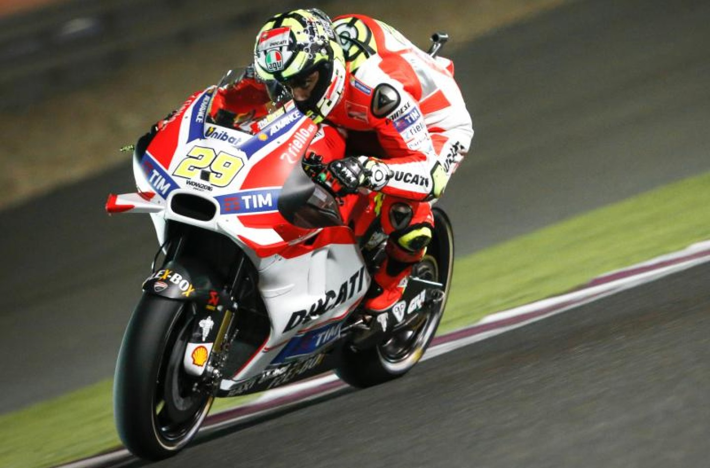 MotoGP   GP Austria: Iannone in pole, prima fila tutta italiana