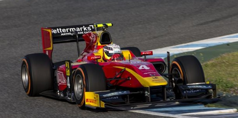 GP2 | King riporta Racing Engineering al comando nei test