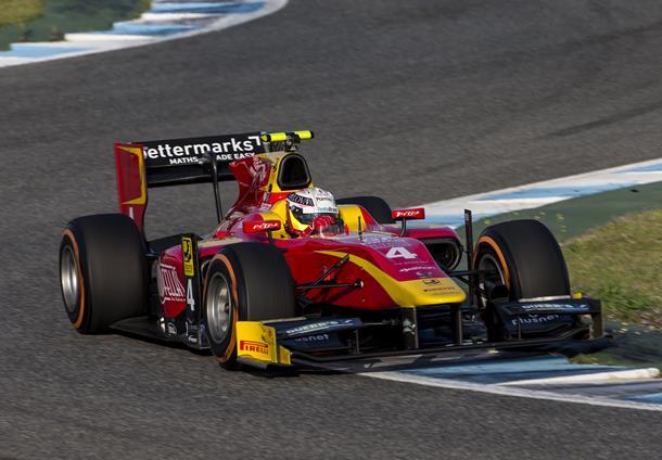 GP2 | King riporta Racing Engineering al comando nei test