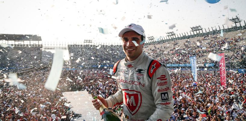 Formula E | Di Grassi squalificato, vince D'Ambrosio