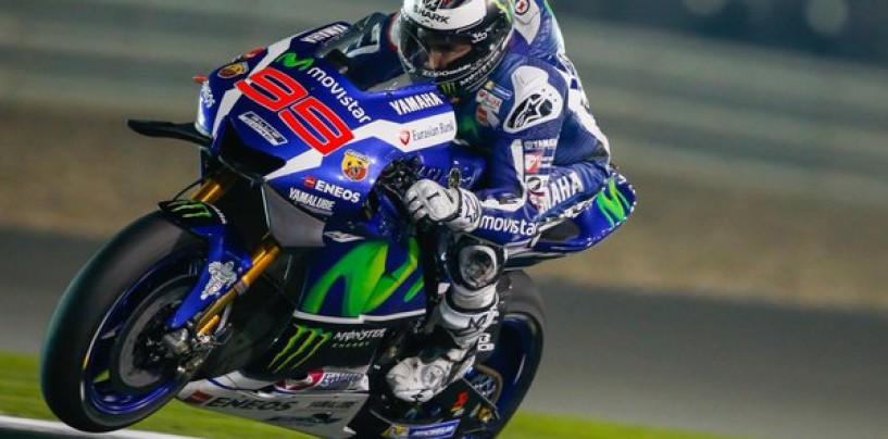 MotoGP   Le Mans, Lorenzo domina su Rossi e Viñales