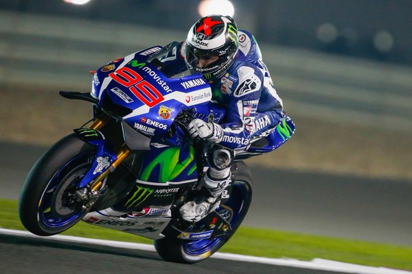 MotoGP | Le Mans, Lorenzo domina su Rossi e Viñales