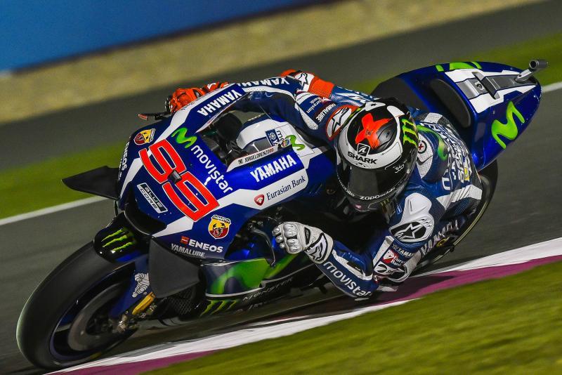 MotoGP | Qatar: pole position per Jorge Lorenzo
