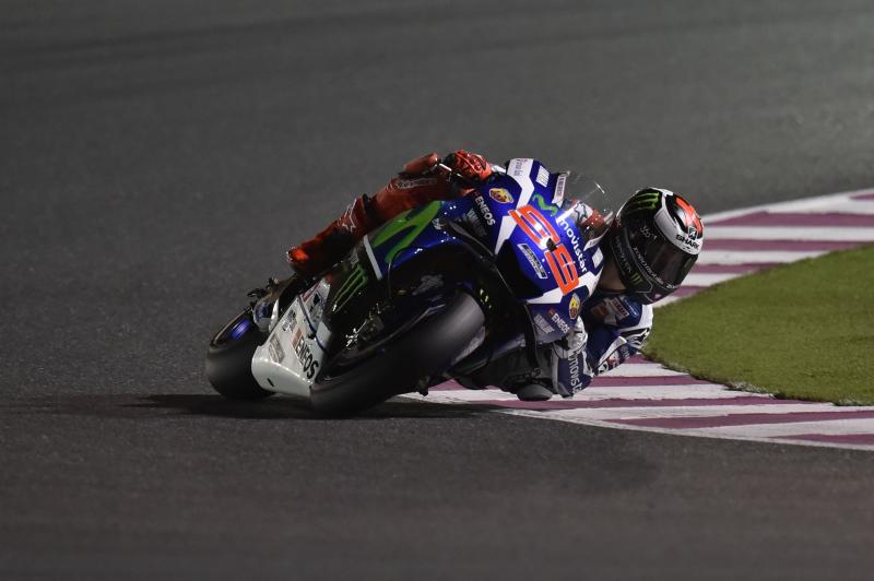 MotoGP | Qatar: Lorenzo davanti a tutti nella FP1