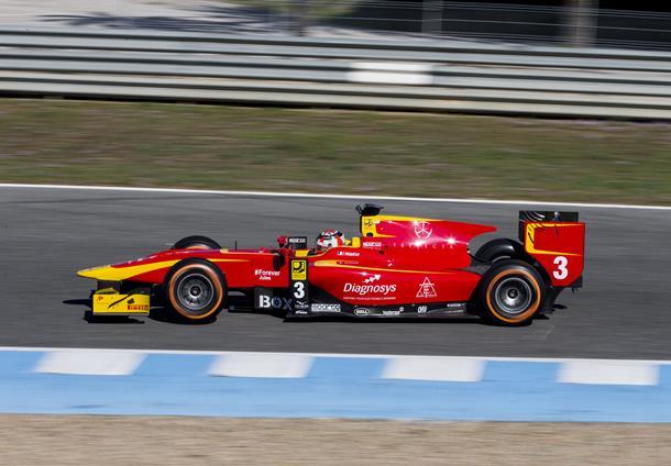 GP2 | Norman Nato in testa nella prima giornata di prove a Jerez