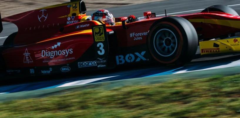 GP2 | Nato comanda l'ultima giornata a Jerez, King chiude in testa