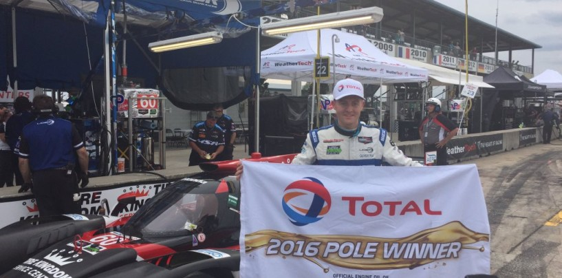 12 Ore di Sebring: Shank Racing in pole position