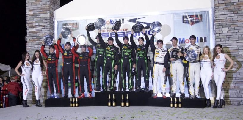 12 Ore di Sebring: nuovo successo per Extreme Speed Motorsports