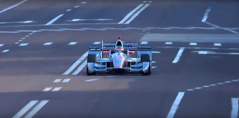 Indycar | Pole di Power nel poker Penske