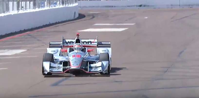 Indycar | Power si conferma al top a St.Petersburg