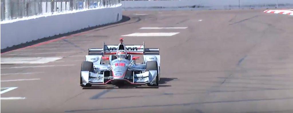 Indycar   Power si conferma al top a St.Petersburg