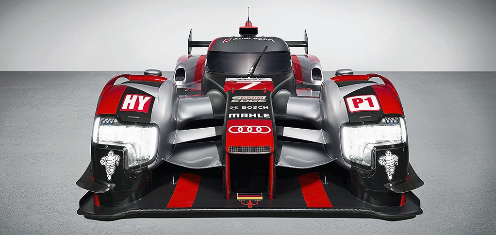 WEC   Presentata la Audi R18 per la stagione 2016