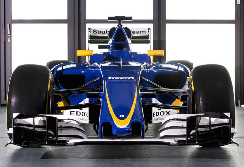 F1 | Sauber in pista a Barcellona con la nuova C35