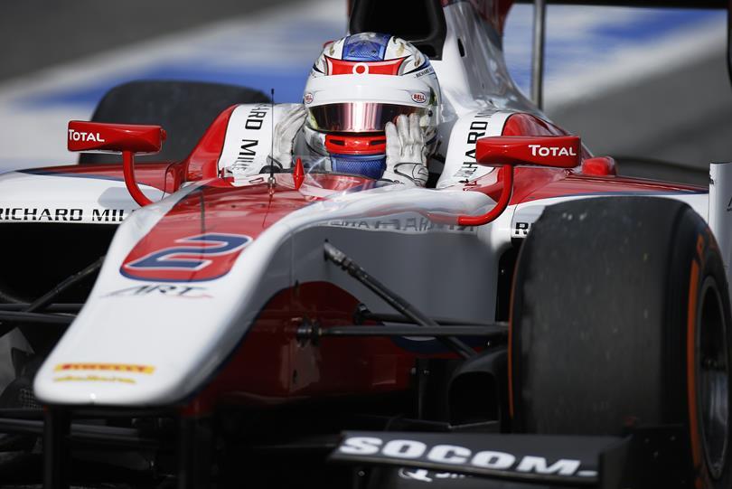 GP2 | Sirotkin ancora davanti, Gasly porta in alto Prema