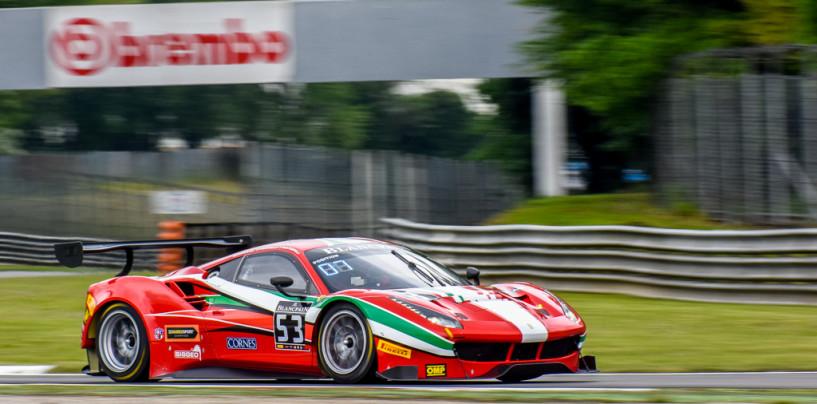 Blancpain | Il resoconto del weekend di Monza