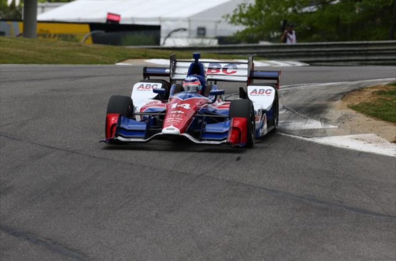 Indycar | Foyt in evidenza nelle libere in Alabama