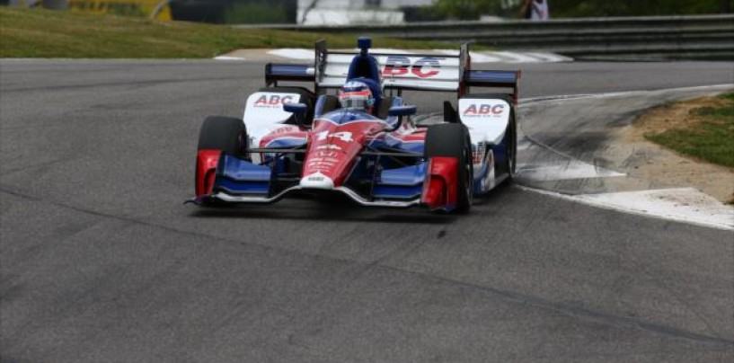 Indycar | Foyt in evidenza nelle libere in Alabama