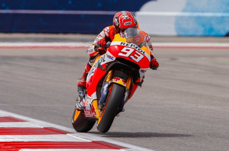 MotoGP | Austin, Marquez in pole ma che Viñales!