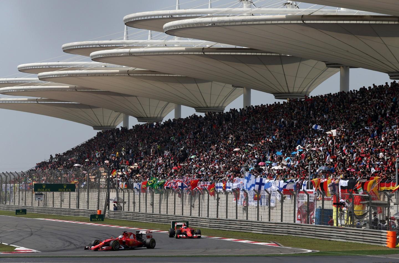 F1 | Storia del Gran Premio della Cina