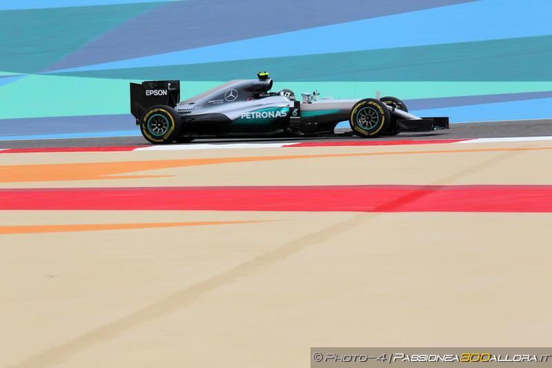 F1 | GP Bahrain, FP2: ancora le Mercedes davanti