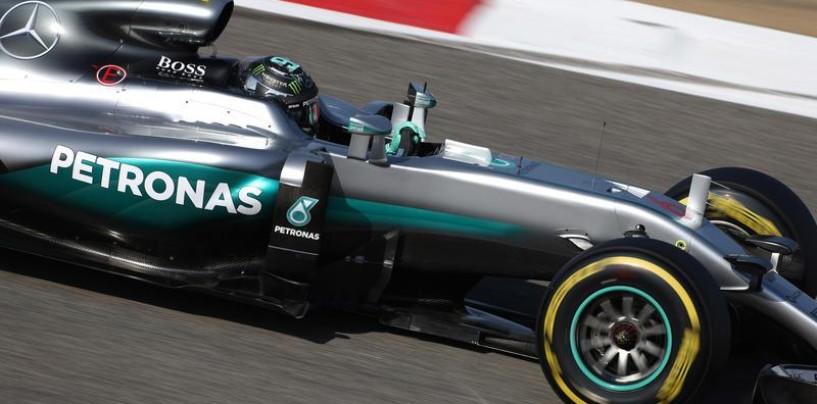 F1 | GP Russia: Rosberg in pole, al suo fianco partirà Bottas