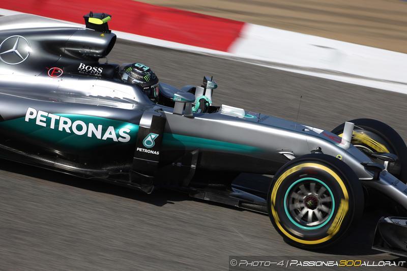 F1 | GP d'Italia, FP1: miglior tempo per Rosberg