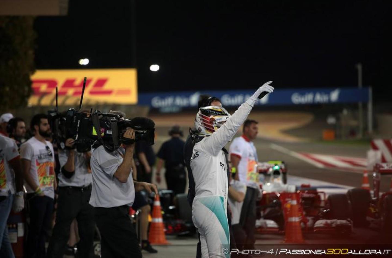 F1 | GP del Bahrain 2016: la griglia di partenza