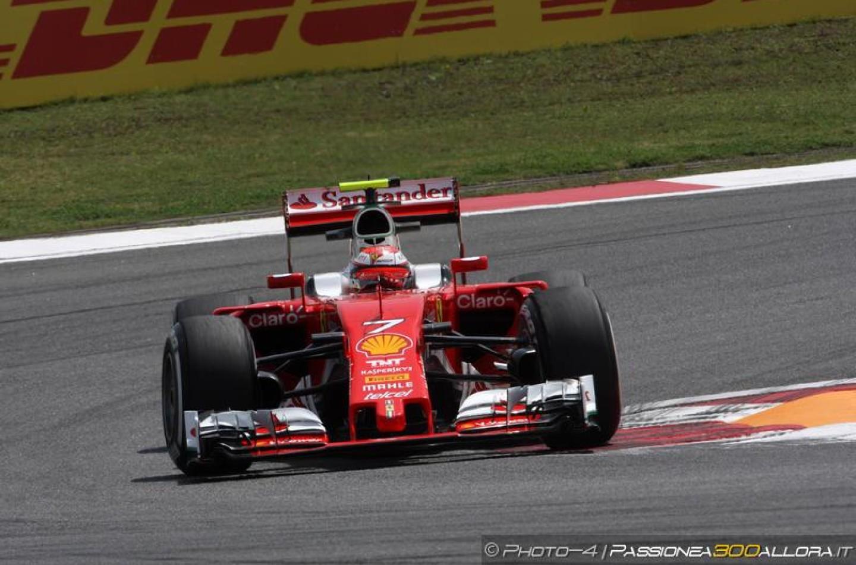 F1 | GP Cina, FP2: Raikkonen-Vettel davanti alle Mercedes