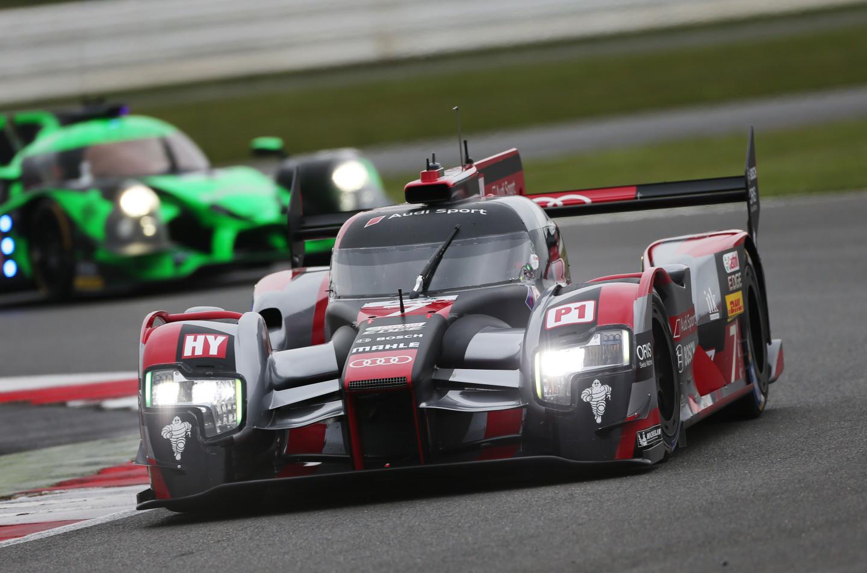 WEC   Silverstone: Porsche pasticcia, Audi ne approfitta