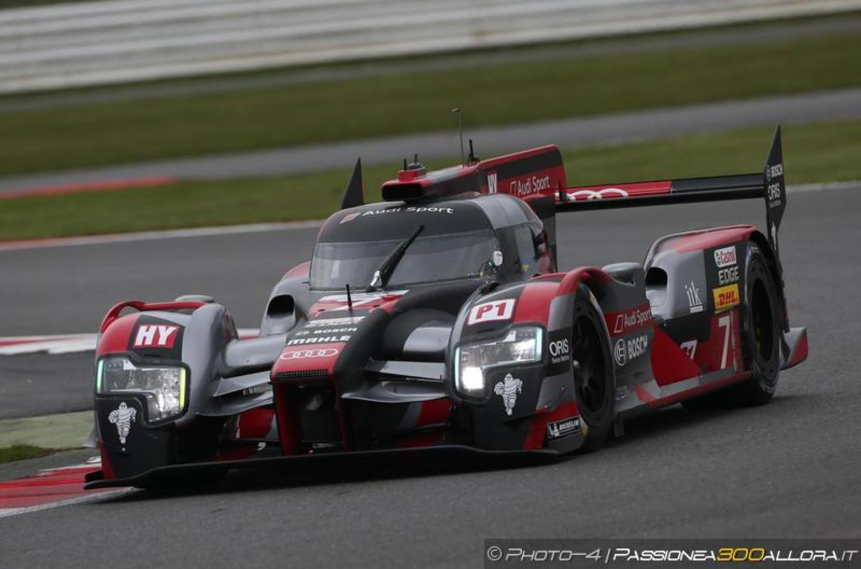 WEC   Silverstone: prima fila tutta Audi, Ferrari in pole tra le GT