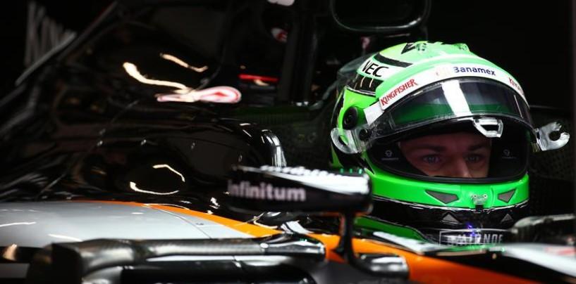 F1   Hulkenberg penalizzato di tre posti in griglia in Cina