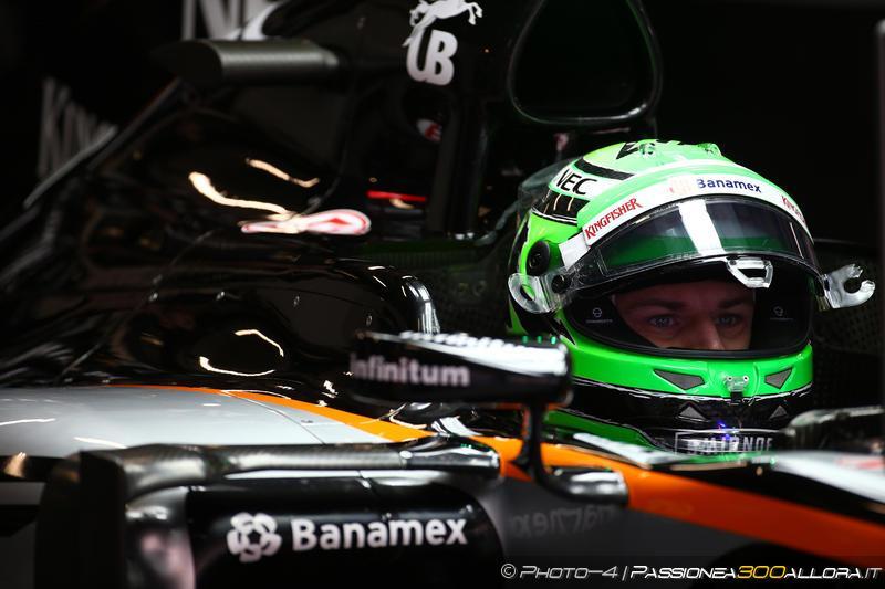 F1 | Hulkenberg penalizzato di tre posti in griglia in Cina