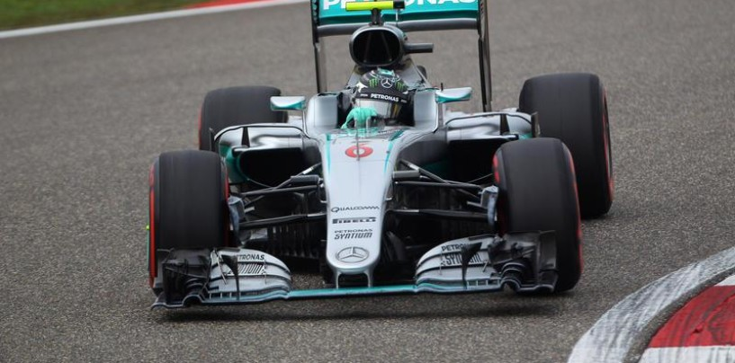 F1 | GP Giappone, FP1: Rosberg e Hamilton davanti a tutti