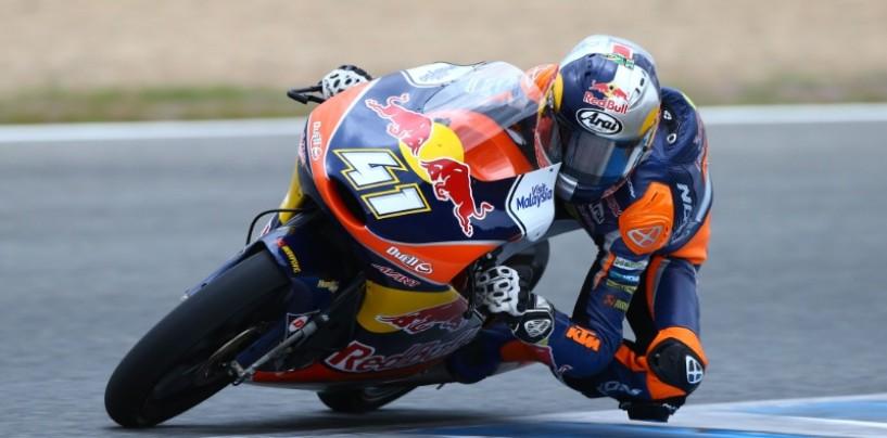 Moto3 | GP di Gran Bretagna, Binder vince su Bagnaia e Bendsneyder