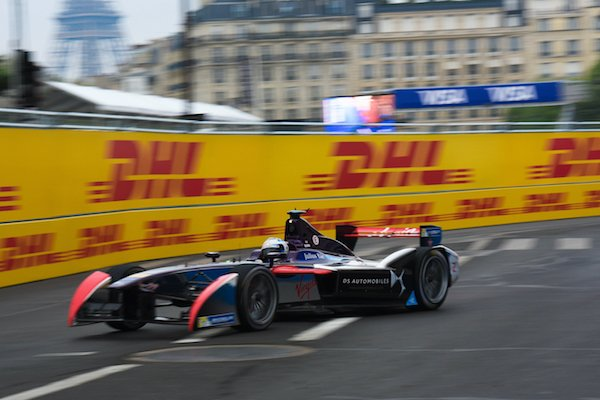 Formula E | Parigi: terza pole stagionale per Sam Bird